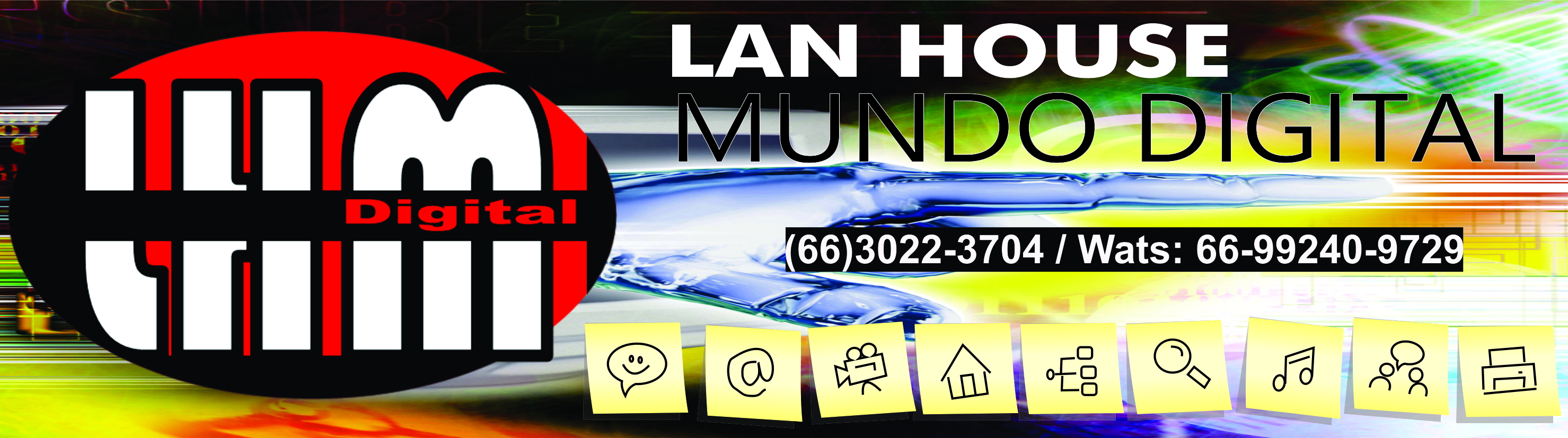 Lan House Mundo Digital